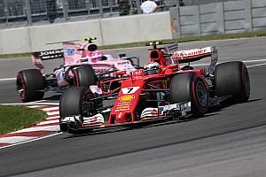 Formel 1 Ergebnisse Formel 1 2017 in Baku: Die Startaufstellung in Bildern