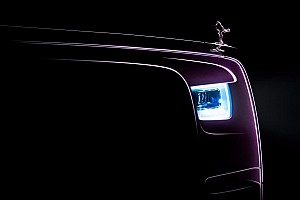 Auto Actualités Des fuites et une image officielle pour la Rolls-Royce Phantom