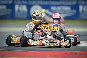 Kart Race report Hiltbrand takes OK European title, Kenneally Junior champion