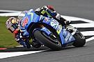 FP1 MotoGP Silverstone: Vinales tercepat, Marquez terjatuh