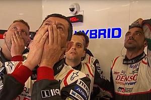 Le Mans Feature Video: Das irre Finish beim 24-Stunden-Rennen in Le Mans 2016