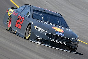 NASCAR Cup Preview Kentucky preview: Logano excited to run new rules package again