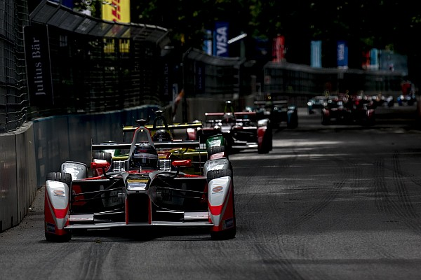 Formula E Breaking news London