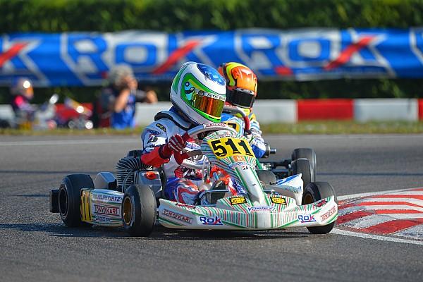 Sobrinho de Barrichello chega à final de europeu de kart