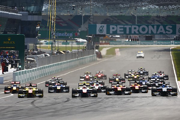 GP2 The Top 20 junior single-seater drivers of 2016, Part 1