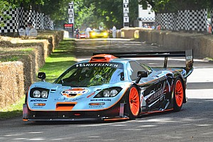 Vintage Curiosità McLaren a Goodwood, una leggenda vissuta velocemente
