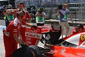 Formule 1 Analyse Technique - Nouveaux monkey seat et caisson de turbo chez Ferrari