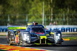 WEC Race report ByKolles Racing claims third place in the 6 Hours of Spa-Francorchamps