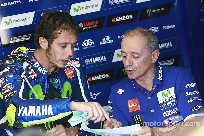 Rossi rompe com treinador para a temporada de 2019