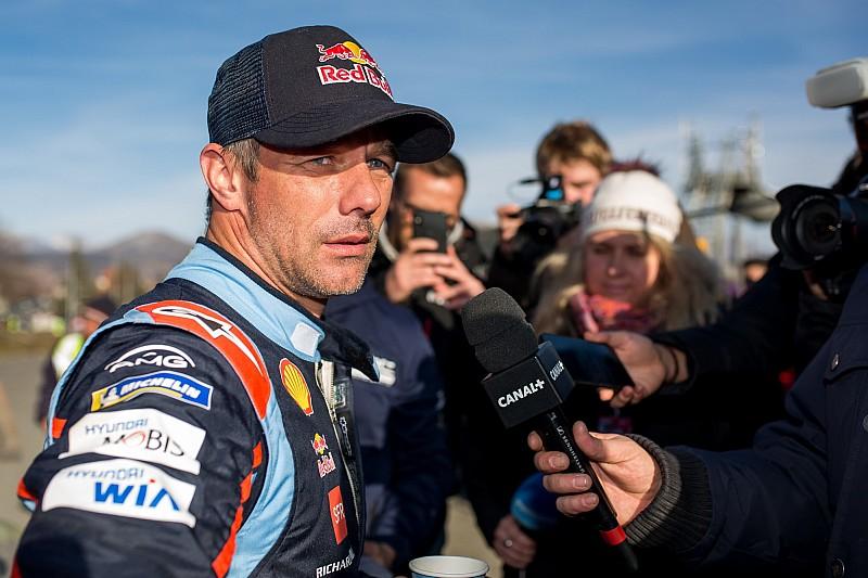 Hyundai: Loeb fa un incidente e capotta nei test in Svezia. Il team ha dovuto ricostruire la i20!