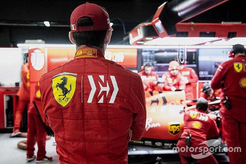 Imbas kecelakaan, Ferrari ubah jadwal pembalap