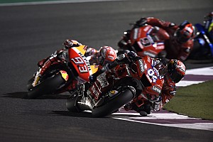 """Dovizioso crê que Ducati é """"moto mais lenta"""" no meio das curvas"""