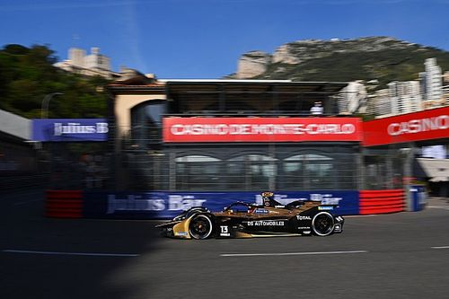 Da Costa logra la pole del ePrix de Mónaco...¡por solo 12 milésimas!