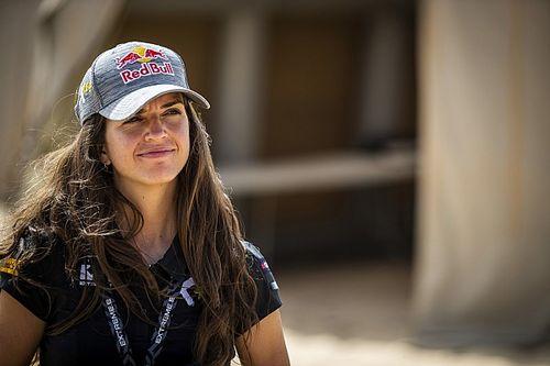 La odisea de Cristina Gutiérrez: de romperse dos vértebras, a correr en Groenlandia