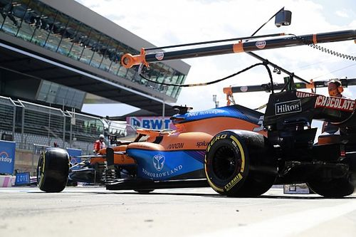 """F1 - Ricciardo: """"Não sei como tirar um tempo como o de Norris"""""""