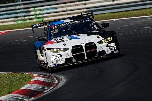 ADAC GT Masters: BMW M4 GT3 und Audi R8 LMS evo II werden präsentiert
