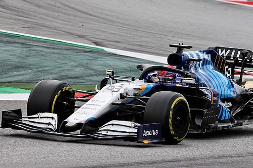 Russell: Spanish GP the best Williams has ever felt in race-trim