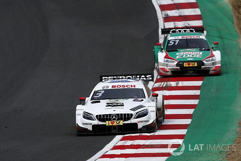 Paul di Resta nyerte a második Brands Hatch-i futamot Paffett előtt