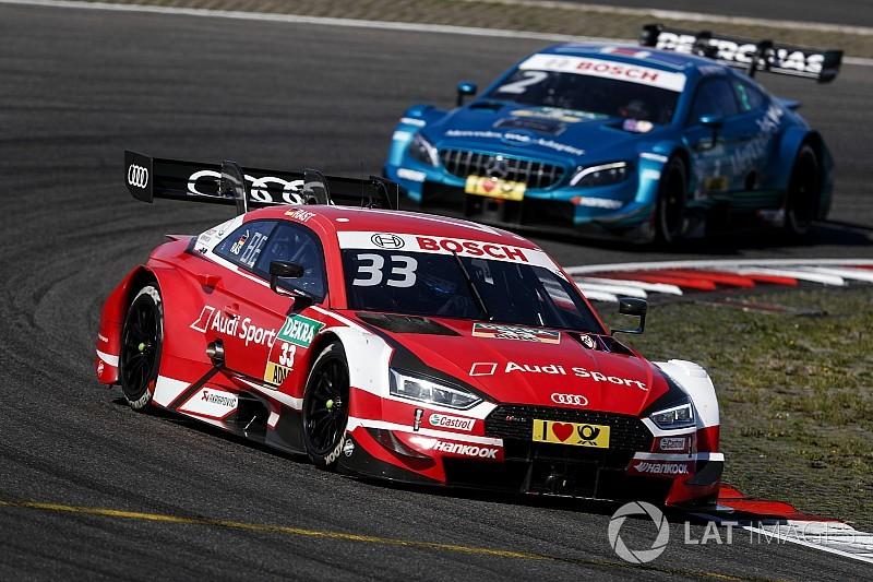 Audi, Rast'ın tarihi DTM performansı karşısında söyleyecek söz bulamıyor