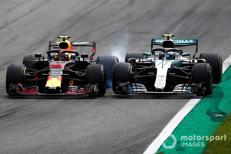 Verstappen: D'autres pilotes ont fait pire que moi à Monza