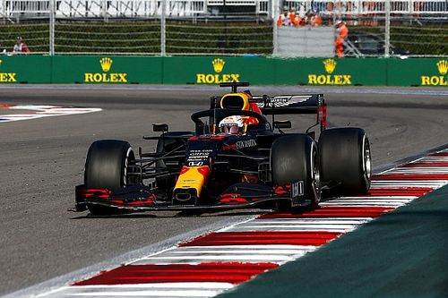 "Honda clipping ""skewed"" Red Bull's speed deficit in Sochi"