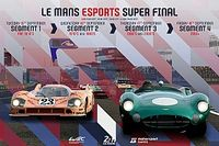 Bejelentették a Le Mans Esports Series döntőjének időpontját és formátumát!