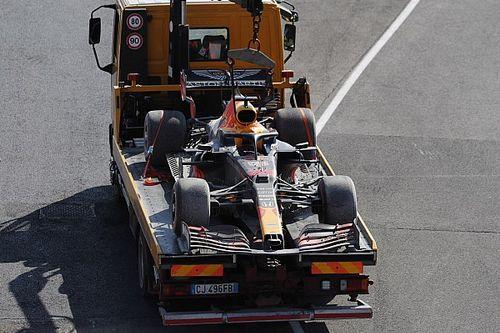 Honda внесла изменения в мотор после сходов Ферстаппена