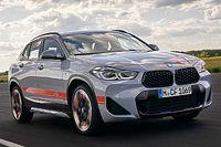 Ezt a BMW X2-est egy tuningcég is csinálhatta volna, de gyári
