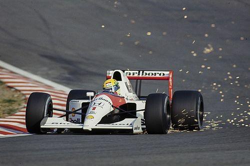 Ayrton Senna unokaöccse pályára vitte az 1991-es V12-es McLaren MP4/6-ot (videó)