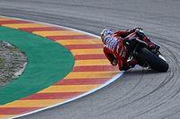 """MotoGP: Dovizioso lamenta falta de velocidade e não mira campeonato: """"Não está nas minhas mãos"""""""