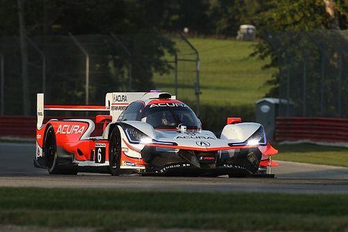 IMSA Mid-Ohio: Montoya puts Acura on top in first practice