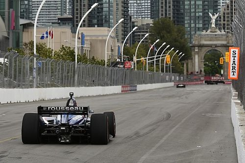 "IndyCar Toronto contingency plan ""most likely"" a double-header event"