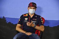 """Verstappen: """"Meno GP? L'approccio sarà sempre fare il massimo"""""""