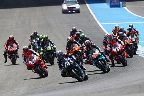 MotoGP отменил все гонки за пределами Европы