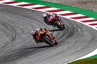 Así te contamos en directo la clasificación del GP de Austria de MotoGP