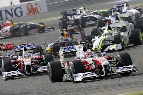 Comment l'imposant projet Toyota F1 a capoté