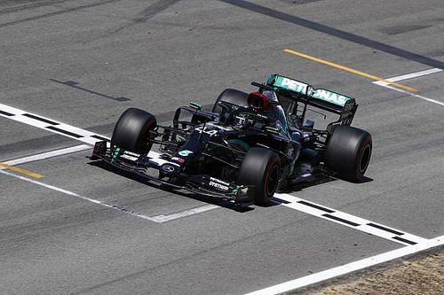 Mobil Mercedes W11 Hamilton Akan Hadir di Gim CSR Racing 2