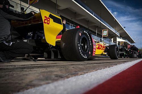 IndyCar se enfrentará a un reto con neumáticos en Texas