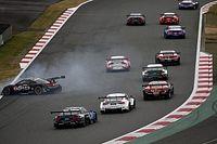 Vídeos y fotos: las accidentadas carreras de la Dream Race