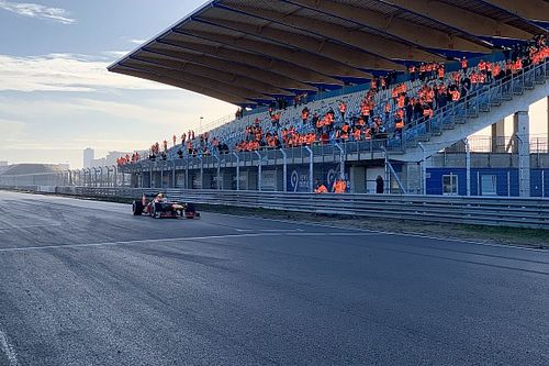 Dutch GP targeting 105k capacity crowd for September F1 race