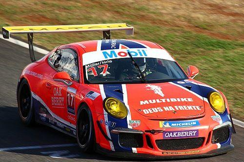 Porsche: Vencedor na GT3 Cup, Müller teve que se adaptar rapidamente ao carro da 3.8
