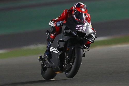El último experimento de Ducati: un transportador de flujo como en la F1