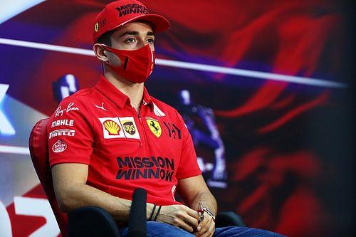 Leclerc: nem érdekelnek a negyedik és ötödik helyek