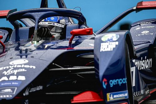 フォーミュラE第4戦ローマePrix予選:キャシディが初PPを獲得。雨の予選を制覇