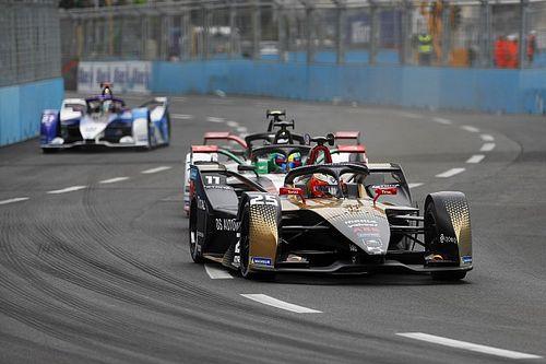 Vergne gana una accidentada carrera de Fórmula E en Roma