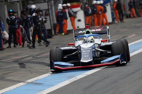 Yamamoto takes blame for tired crew, slow pitstop