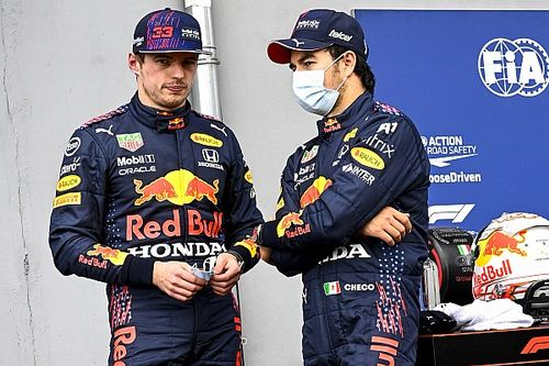 """Horner maakt zich geen zorgen over Perez: """"Hij komt er wel"""""""