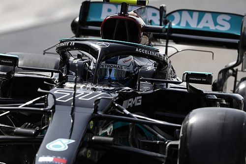 Mercedes: Early Bahrain gearbox issue 'came out of nowhere'