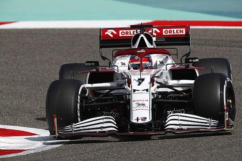 Raikkonen Yakin Alfa Romeo Dapat Poin di Imola