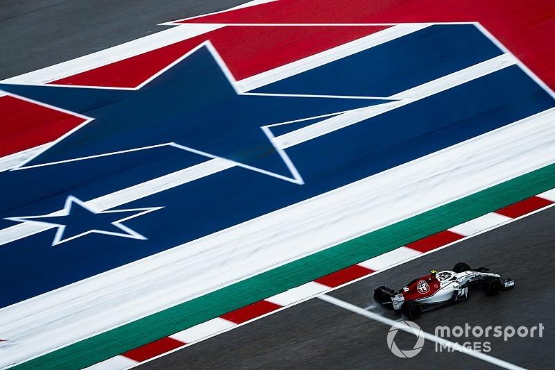 Fotostrecke: Der Alfa Romeo Sauber im Großen Preis von USA